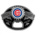 Chicago Cubs MLB Bottle Opener Tailgater Belt Buckle