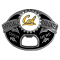 Cal Berkeley Bears NCAA Bottle Opener Tailgater Belt Buckle