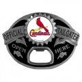 St. Louis Cardinals MLB Bottle Opener Tailgater Belt Buckle