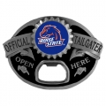 Boise State Broncos NCAA Bottle Opener Tailgater Belt Buckle
