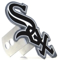 Chicago White Sox MLB Logo Style Hitch Cover