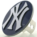 New York Yankees MLB Logo Style Hitch Cover