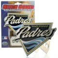 San Diego Padres MLB Logo Style Hitch Cover
