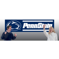 Penn State Nittany Lions 8' x 2' Embroidered Party Banner