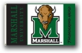 Marshall Thundering Herd NCAA 3 x 5 Flag