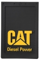 "Caterpillar CAT Diesel Power 12"" x 18"" Semi Truck Mud Flaps/Splash Guards-Pair"