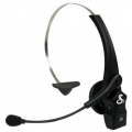 Cobra Deluxe-Plus Over the Head Bluetooth Noise Canceling Headset w/Adjustable Boom Mic