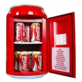 "Koolatron CC10G 12 Volt 10 Liter ""Coca Cola Can"" Thermoelectric Cooler/Warmer"