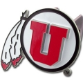 Utah Utes NCAA Trailer Hitch Cover