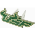South Florida Bulls NCAA Trailer Hitch Cover