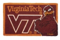 Virginia Tech Hokies NCAA Welcome Mat