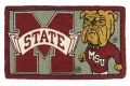Mississippi State Bulldogs NCAA Welcome Mat