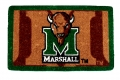 Marshall Thundering Herd NCAA Welcome Mat