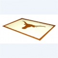 Texas Longhorns NCAA 4' x 6' Area House Rug