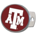Texas A&M Aggies Oval Hitch Cover