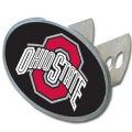Ohio State Buckeyes Oval Hitch Cover