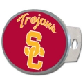 USC Trojans Oval Hitch Cover
