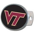 Virginia Tech Hokies Oval Hitch Cover