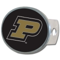 Purdue Boilermakers Oval Hitch Cover