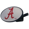 "Alabama Crimson Tide ""A"" Oval Hitch Cover"