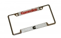 Cummins Diesel Chrome Plated License Plate Frame