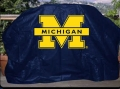 Michigan Wolverines NCAA Vinyl Gas Grill Covers