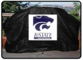 Kansas State Wildcats NCAA Vinyl Gas Grill Covers