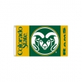 Colorado State Rams NCAA 3 x 5 Flag