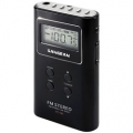 Sangean America FM Stereo/AM PLL Synthesized Pocket Receiver Radio