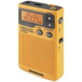 Sangean America AM/FM Digital NOAA Weather Alert Pocket Radio