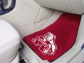 Mississippi State Bulldogs Universal 2pc Car Floor Mats