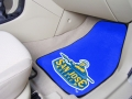San Jose State Spartans Universal 2pc Car Floor Mats