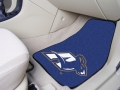 University of Akron Zips 2pc Car/SUV/Truck Floor Mats
