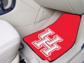 University of Houston Cougars Universal 2pc Car Floor Mats