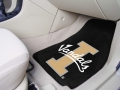 Idaho Vandals Universal 2pc Car Floor Mats
