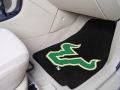South Florida Bulls Universal 2pc Car/SUV/Truck Floor Mats