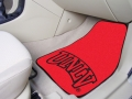 UNLV Rebels Universal 2pc Car Floor Mats