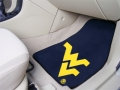 West Virginia Mountaineers 2pc Car/SUV/Truck Floor Mats