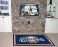 Milwaukee Brewers MLB Area House Rugs