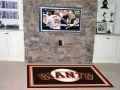 San Francisco Giants MLB Area House Rugs