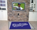 Los Angeles Dodgers MLB Area House Rugs