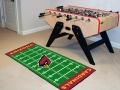 "Arizona Cardinals 29.5"" x 72"" NFL Office/House Floor Mat"
