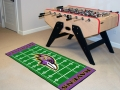 "Baltimore Ravens 29.5"" x 72"" NFL Football Office/House Floor Mat Runner"