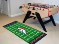 "Denver Broncos 29.5"" x 72"" NFL Football Office/House Floor Mat"