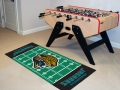 "Jacksonville Jaguars 29.5"" x 72"" NFL Office/House Floor Runner"