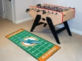 "Miami Dolphins 29.5"" x 72"" NFL Office/House Floor Runner"