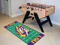 "LSU Tigers 29.5"" x 72"" NCAA Office/House Floor Runner"