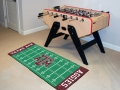 "Texas A&M Aggies 29.5"" x 72"" NCAA Office/House Football Field Floor Runner"