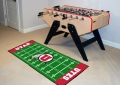 "Utah Utes 29.5"" x 72"" NCAA Office/House Football Field Floor Runner"
