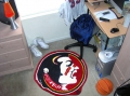 Florida State Seminoles Mascot Cut-Out Floor Mat